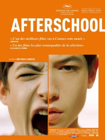 Affiche Afterschool