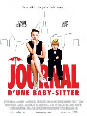 Affiche Journal d'une baby-sitter (Le)