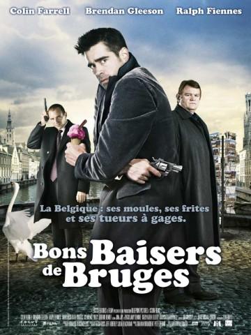Affiche Bons Baisers de Bruges