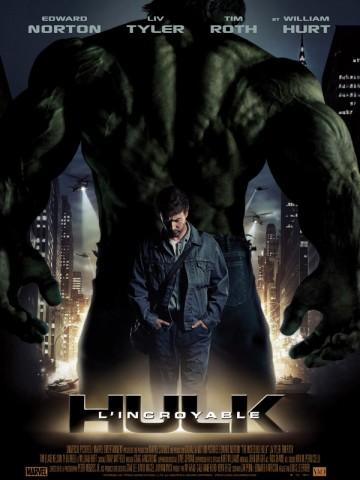Affiche Incroyable Hulk (L')