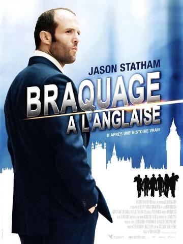 Affiche Braquage à l'anglaise
