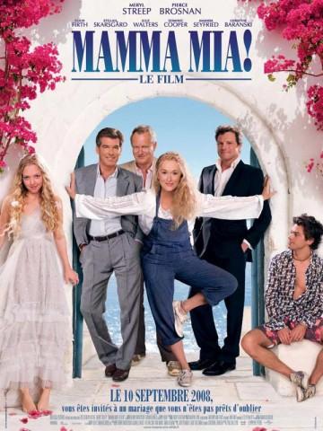 Affiche Mamma Mia!