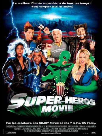 Affiche Super Héros Movie