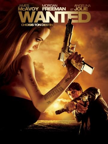Affiche Wanted - Choisis ton destin