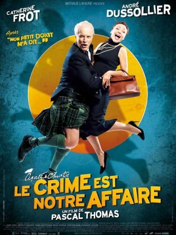 Affiche Crime est notre affaire (Le)