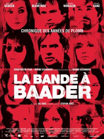 Affiche Bande à Baader (La)