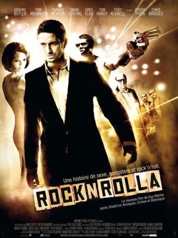 Affiche Rock'n'Rolla