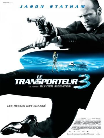 Affiche Transporteur 3 (Le)