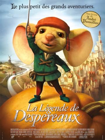Affiche Légende de Despereaux (La)