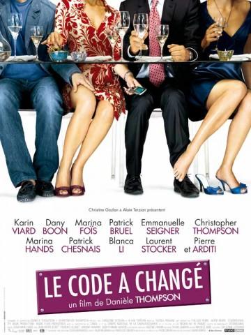 Affiche Code a changé (Le)