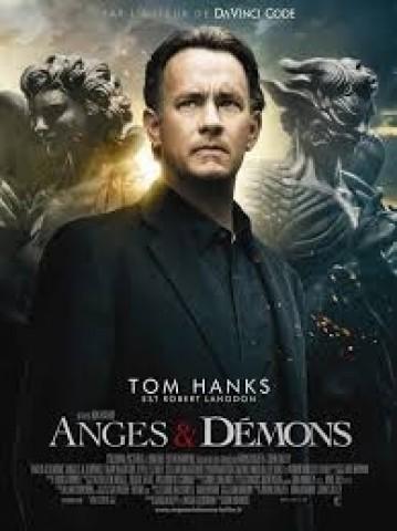 Affiche Anges et démons
