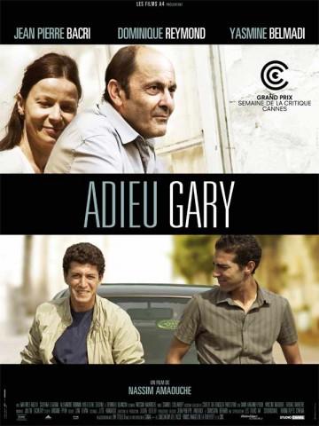 Affiche Adieu Gary