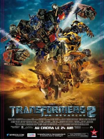 Affiche Transformers 2: La revanche
