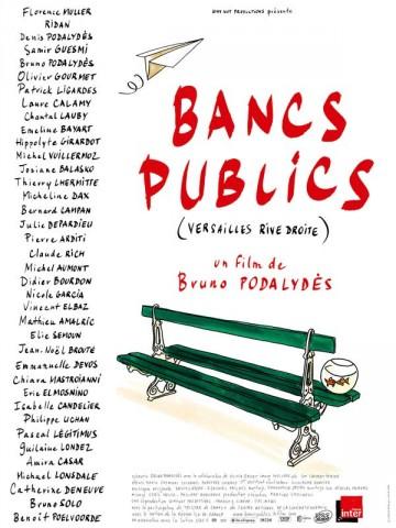Affiche Bancs publics (Versailles rive droite)