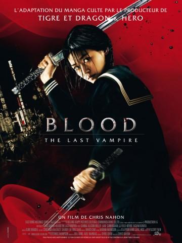Affiche Blood: the last Vampire