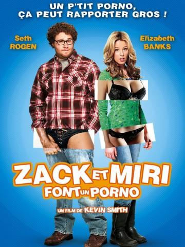 Affiche Zack et Miri font un porno