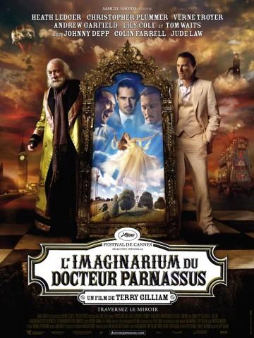 Affiche Imaginarium du Docteur Parnassus (L')