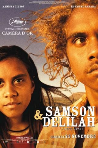 Affiche Samson et Delilah