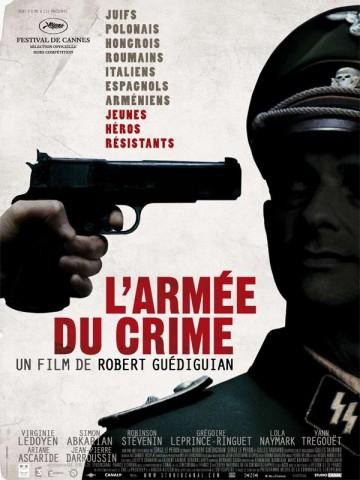 Affiche Armée du crime (L')