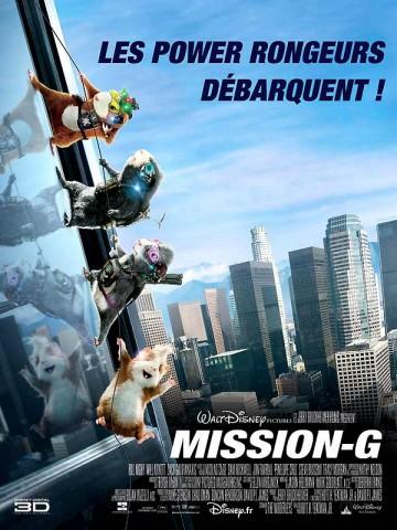Affiche Mission-G