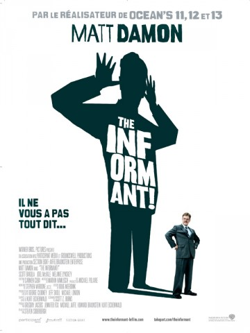 Affiche The Informant!
