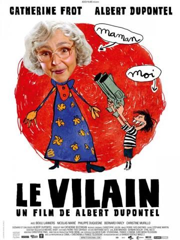 Affiche Vilain (Le)