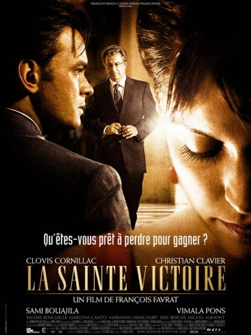 Affiche Sainte Victoire (La)