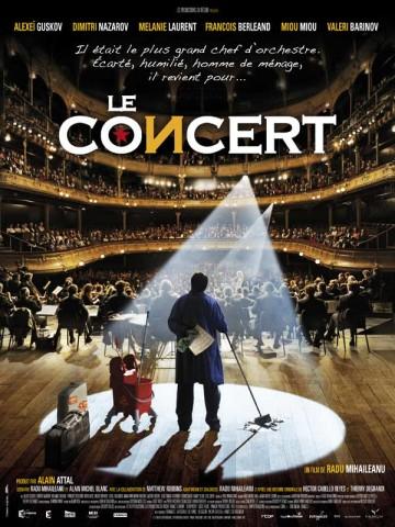 Affiche Concert (Le)