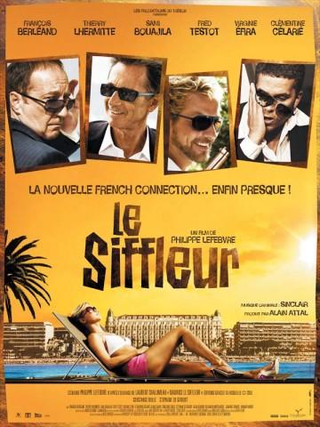 Affiche Siffleur (Le)