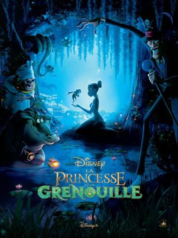 Affiche Princesse et la grenouille (La)