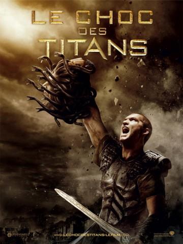 Affiche Choc des Titans (Le)