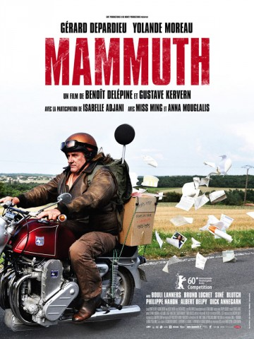 Affiche Mammuth