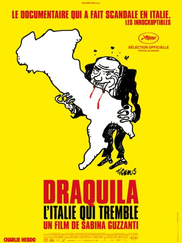 Affiche Draquila - L'Italie qui tremble