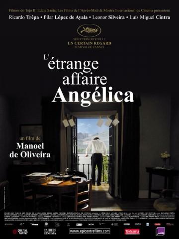 Affiche Etrange Affaire Angélica (L')