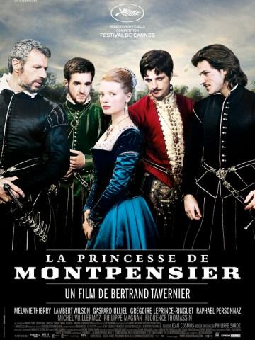 Affiche Princesse de Montpensier (La)
