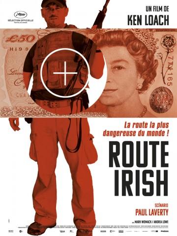 Affiche Route Irish