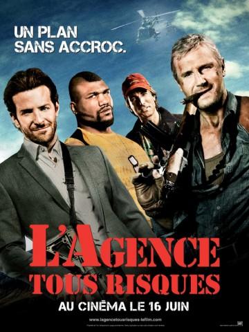 Affiche Agence tous risques (L')