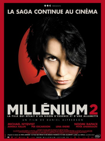 Affiche Millénium 2