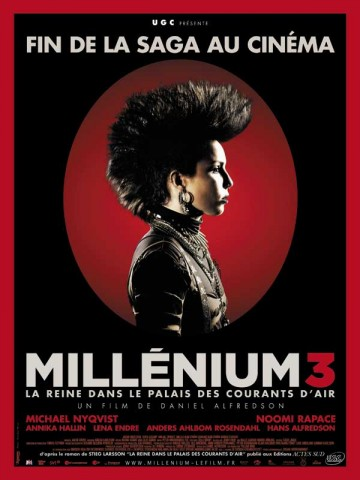 Affiche Millénium 3