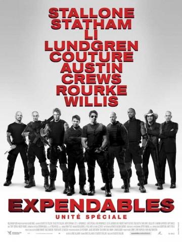 Affiche Expendables: unité spéciale