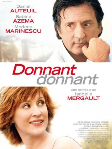 Affiche Donnant, donnant