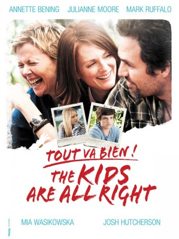 Affiche Tout va bien! - The Kids are all Right