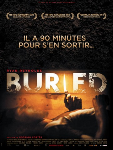 Affiche Buried