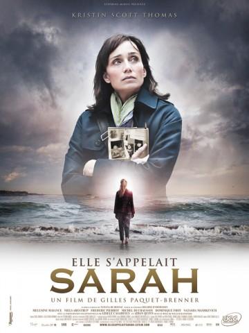 Affiche Elle s'appelait Sarah