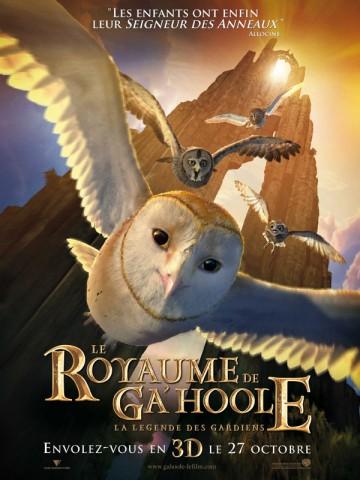 Affiche Royaume de Ga'Hoole (Le) - La légende des gardiens