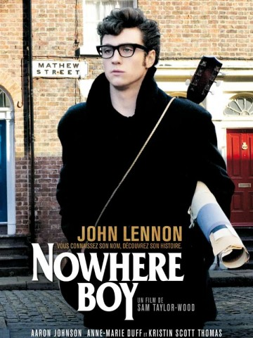 Affiche Nowhere Boy