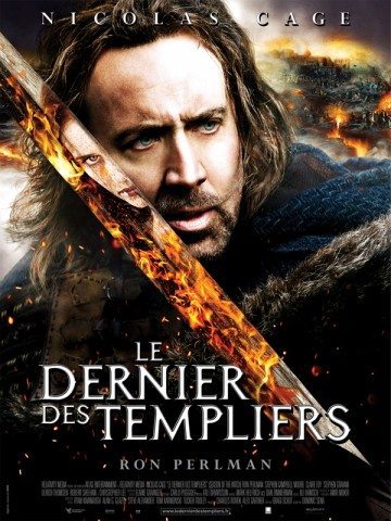 Affiche Dernier des templiers (Le)