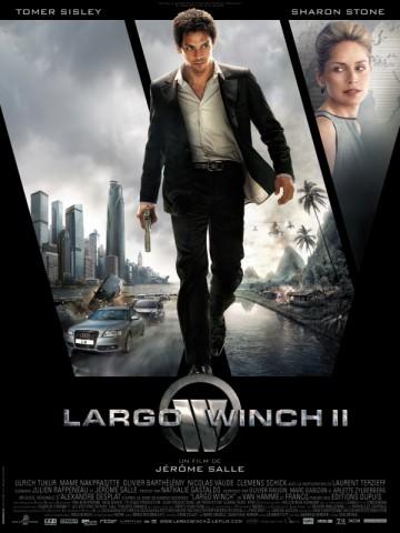 Affiche Largo Winch 2