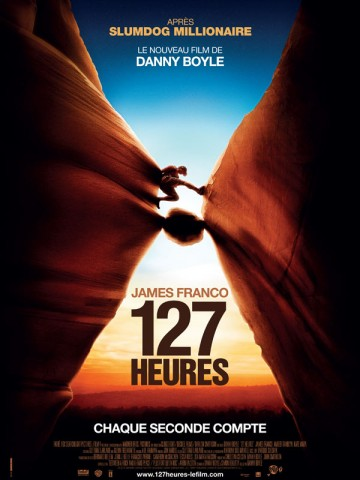 Affiche 127 heures