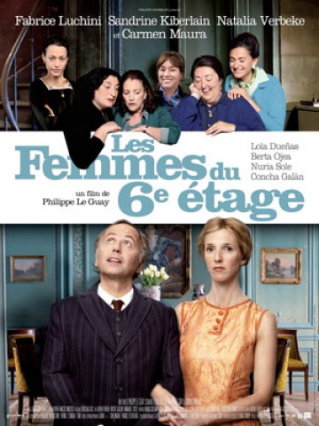 Affiche Femmes du 6e étage (Les)